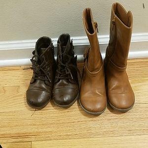 Children Place Boots
